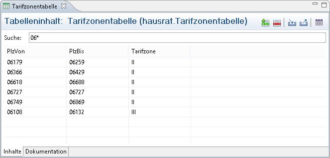 TabellenFilter
